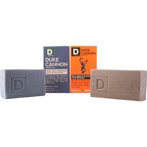 Duke Cannon Soap Set - Hunting Fishing Kit NIB
